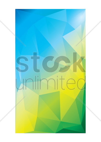 abstract design vector graphic