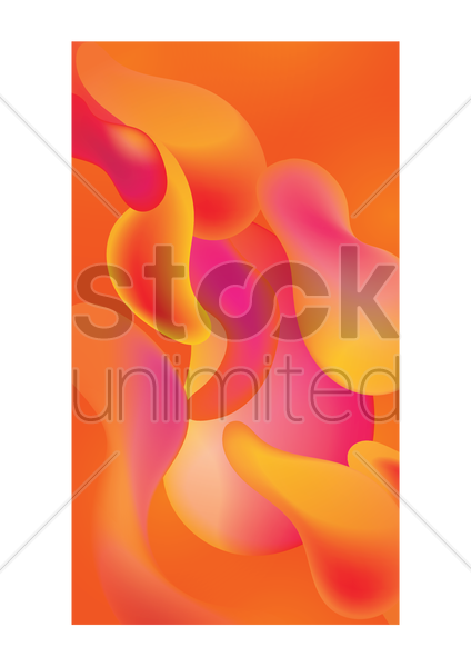 abstract ink wallpaper vector graphic