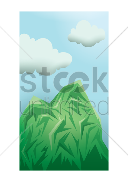 abstract nature wallpaper vector graphic