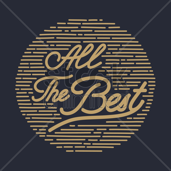 all the best vector graphic