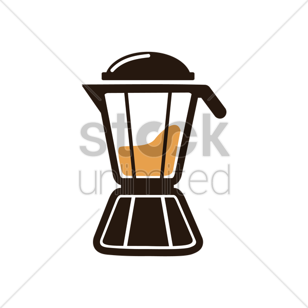 Aluminum espresso coffee maker Vector Image - 1873590 StockUnlimited