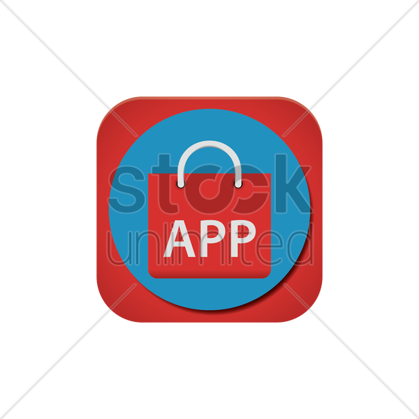 app icon vector graphic