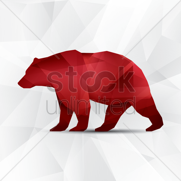 bear vector graphic