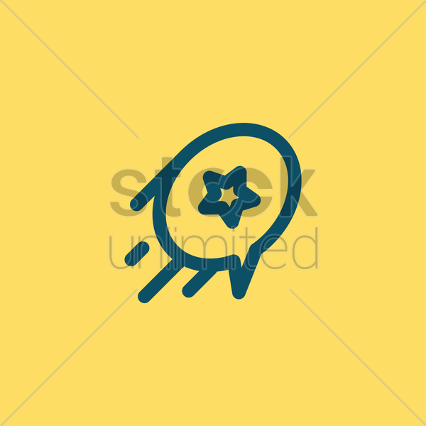 bookmark icon vector graphic