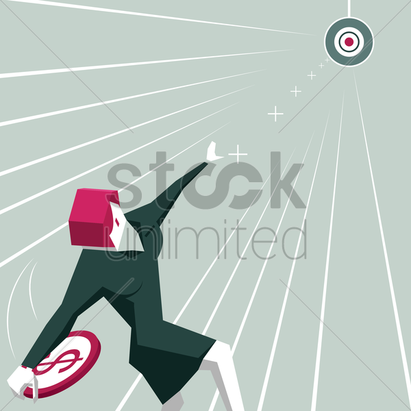 business concept vector graphic