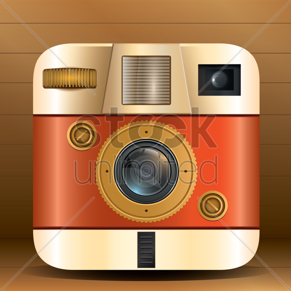 camera vector graphic