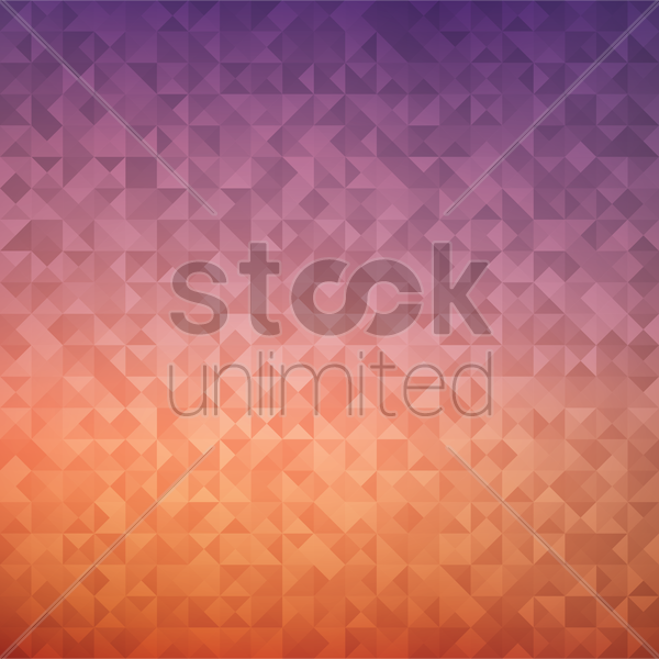 faceted background vector graphic
