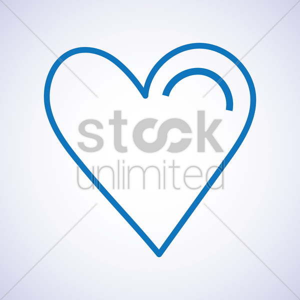 favorite icon vector graphic