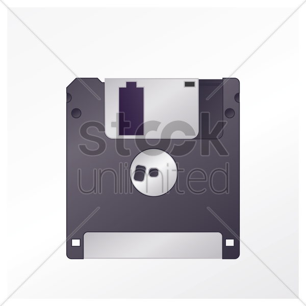floppy disk vector graphic