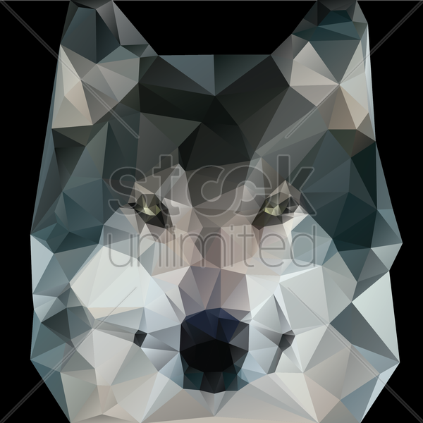 fox vector graphic