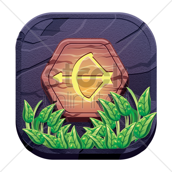 game icon vector graphic