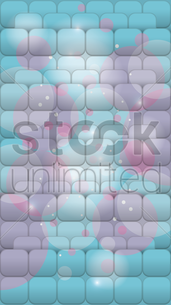 geometric background vector graphic
