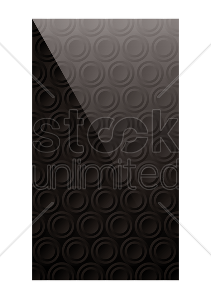 geometric wallpaper for mobile phone vector graphic
