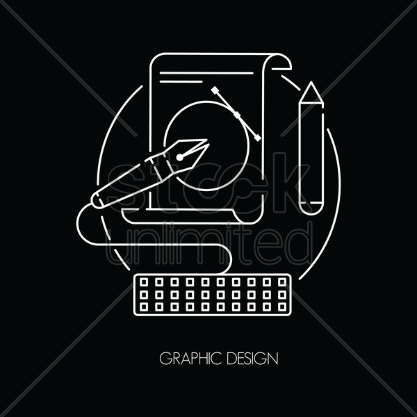 graphic design icon vector graphic