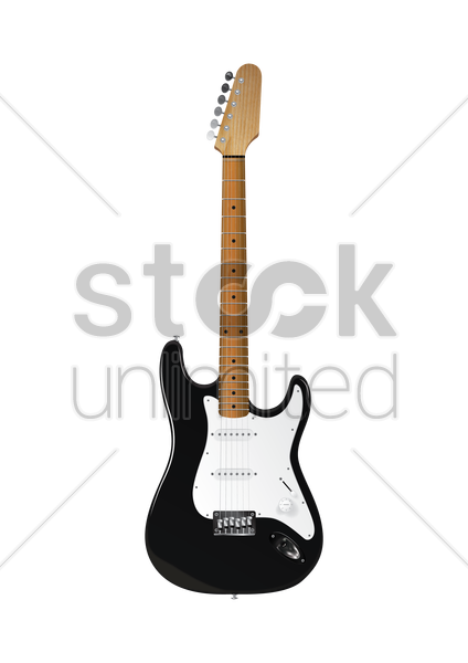 guitar vector graphic
