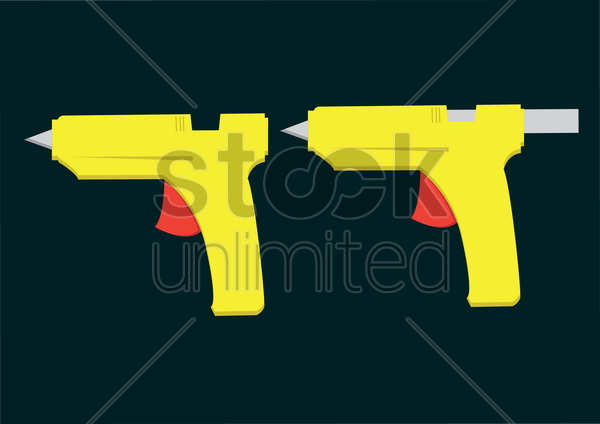 Free hand drilling machine vector graphic