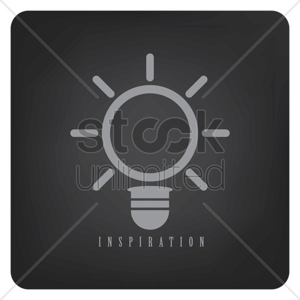 inspiration vector graphic