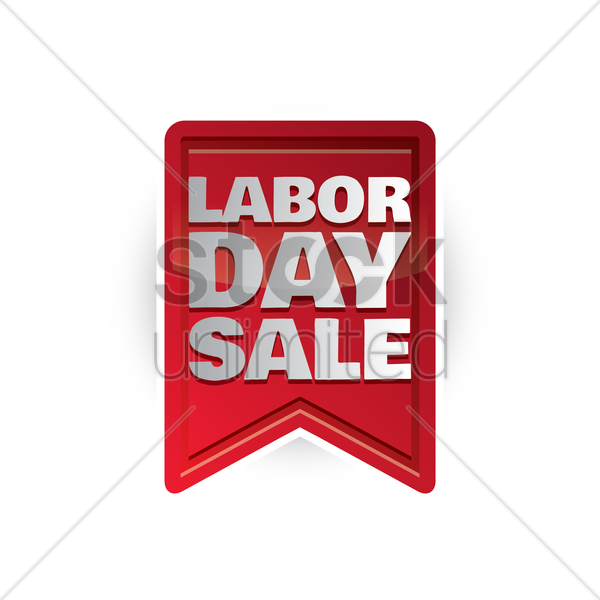 Labor Day Sale: Labor Day Sale Label Vector Image - 1536812
