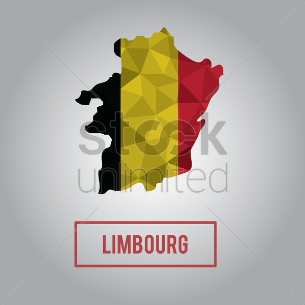 limbourg vector graphic