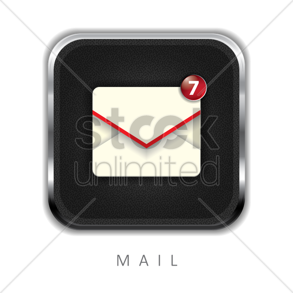 mail vector graphic
