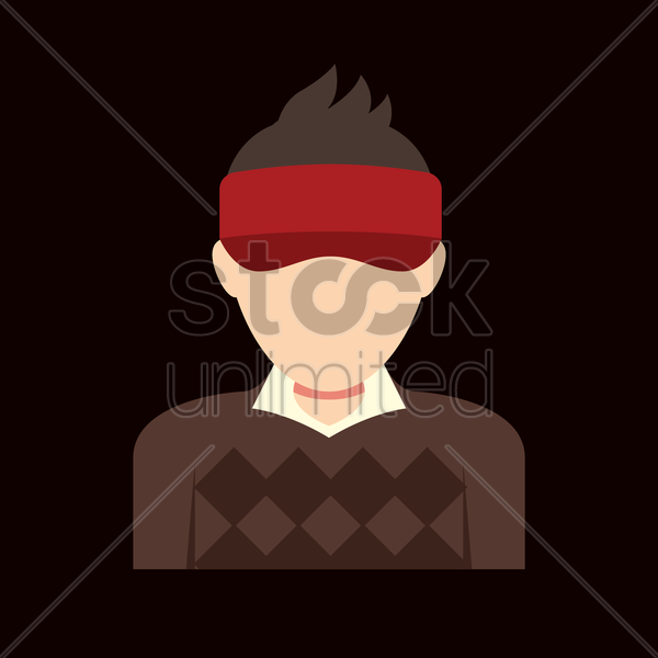 Free man vector graphic
