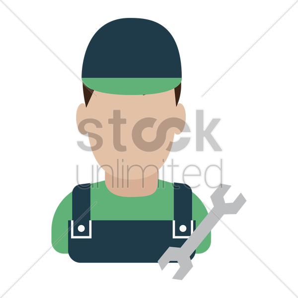 mechanic vector graphic