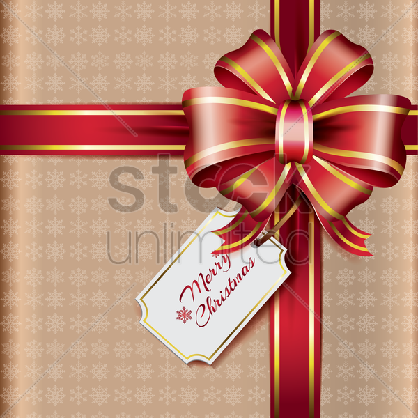 merry christmas design vector graphic