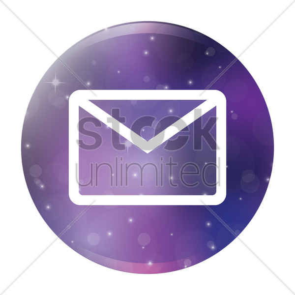 message icon vector graphic