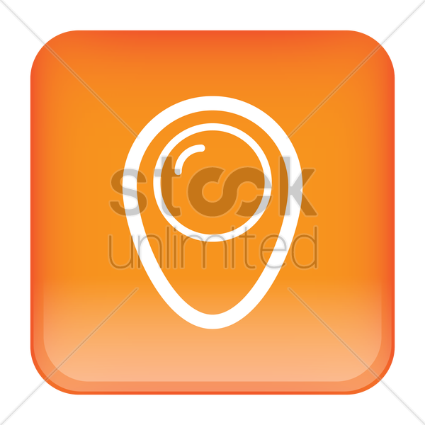 navigation icon vector graphic
