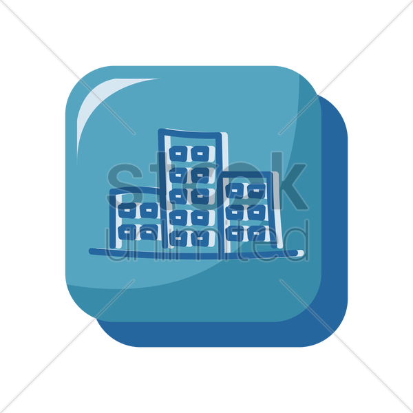 property icon vector graphic