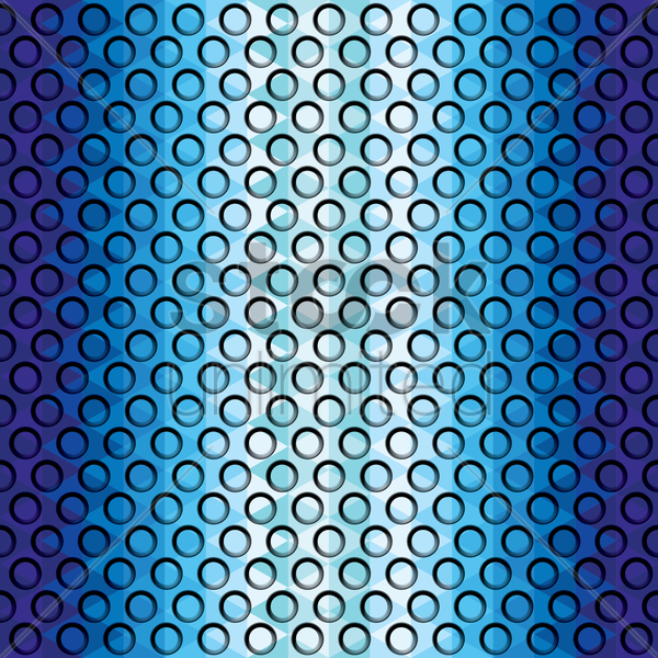 seamless metal background vector graphic
