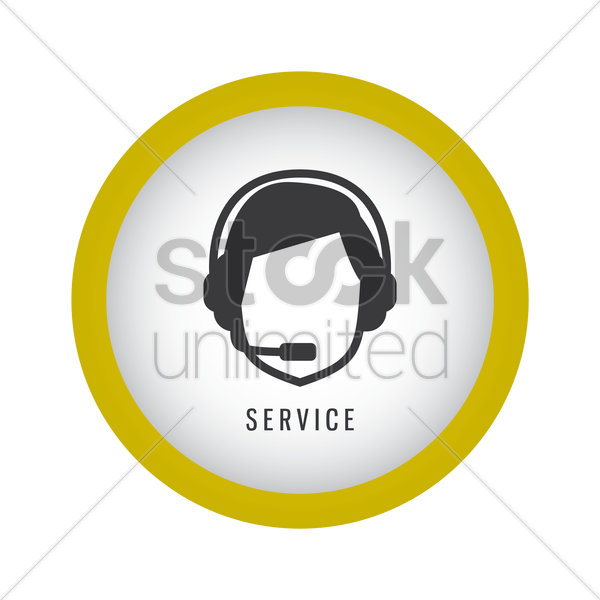 service vector graphic
