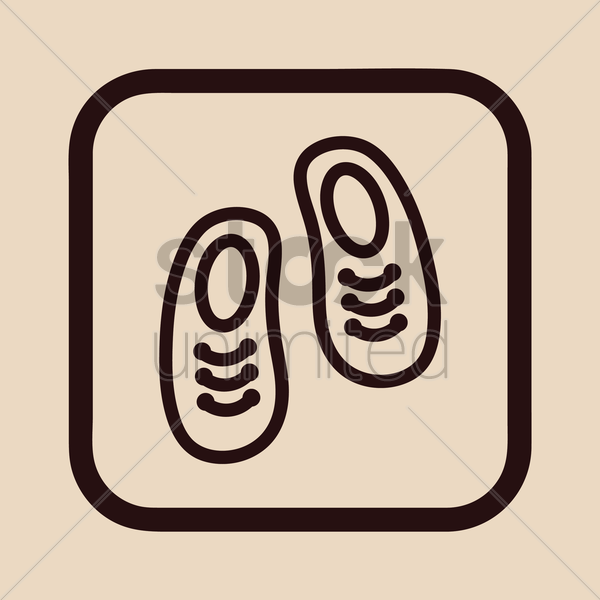 shoes vector graphic