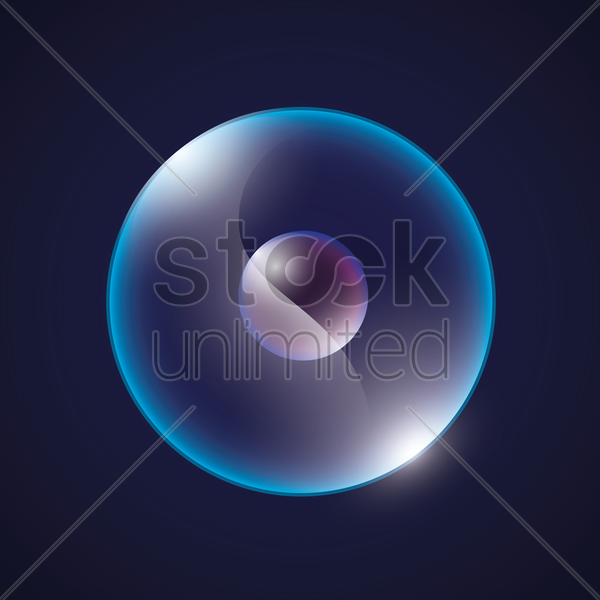 stem cell vector graphic