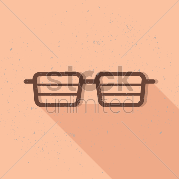 sunglasses vector graphic