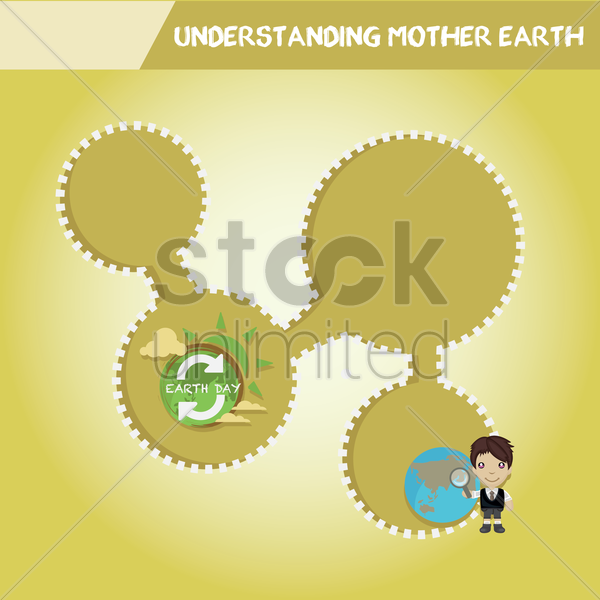 Understanding mother earth infographic vector clipart 1542005 stock unlimited - Mother earth clipart ...