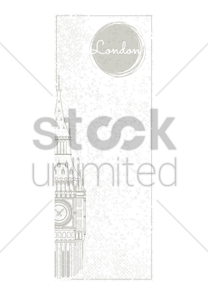 united kingdom banner vector graphic
