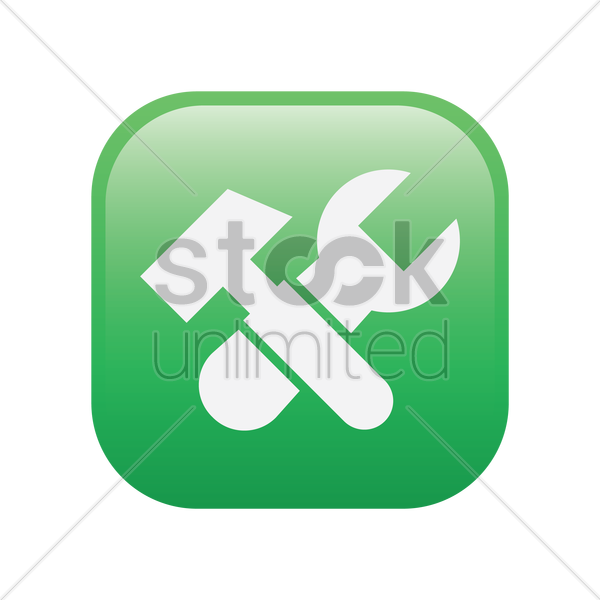 utility icon vector graphic