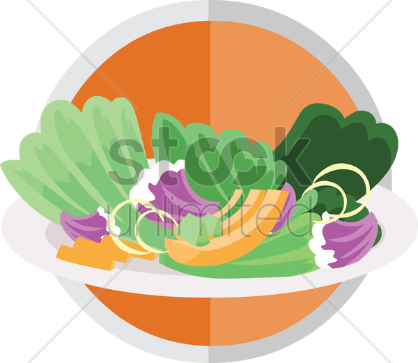 vegetables vector graphic