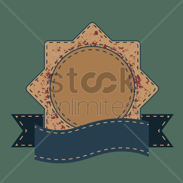 Vintage product label design Vector Image - 1444828 ...