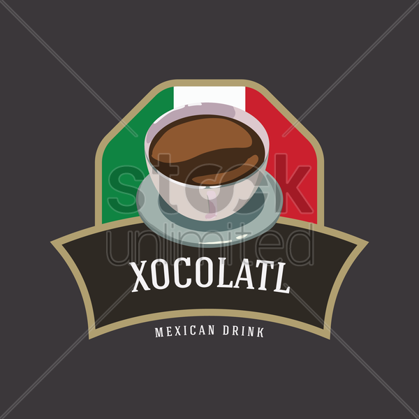 xocolatl vector graphic