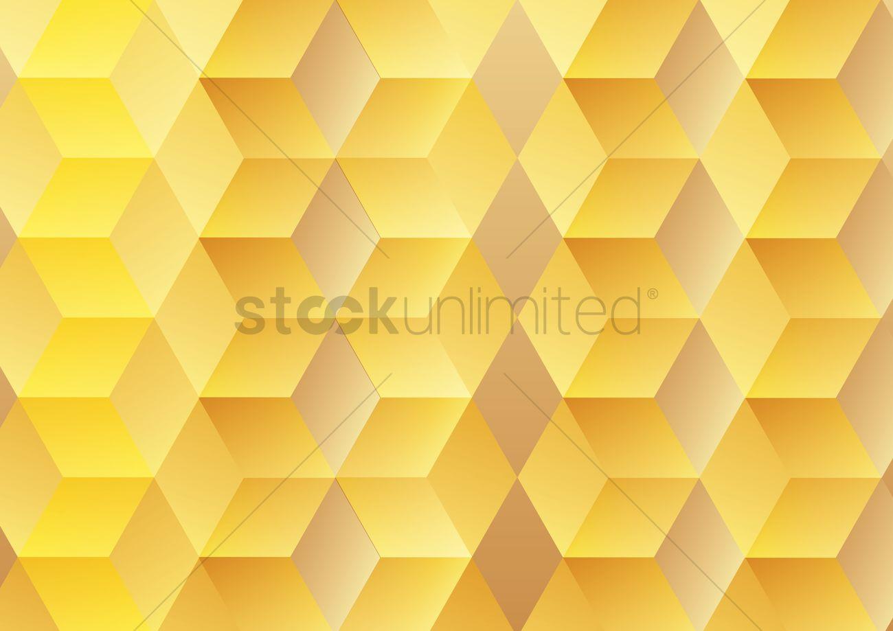 geometric yellow background illustration - photo #47