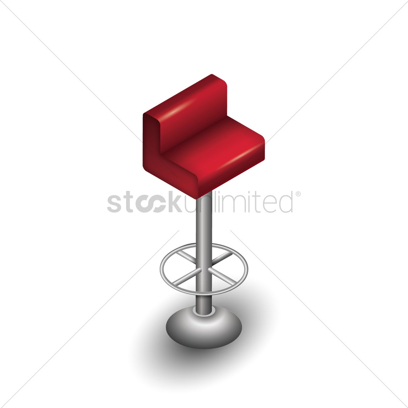 Bar stool Vector Image 1573105 StockUnlimited : bar stool1573105 from stockunlimited.com size 1300 x 1300 jpeg 47kB