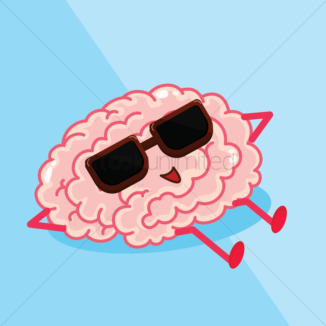 Expression Expressions Brain Brains Cartoon Character Characters ...