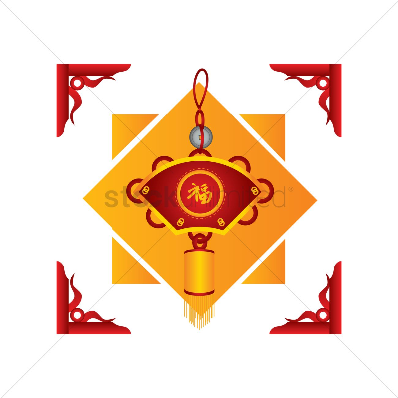 d78929d03 chinese new year decoration vector graphic. chinese new year ...