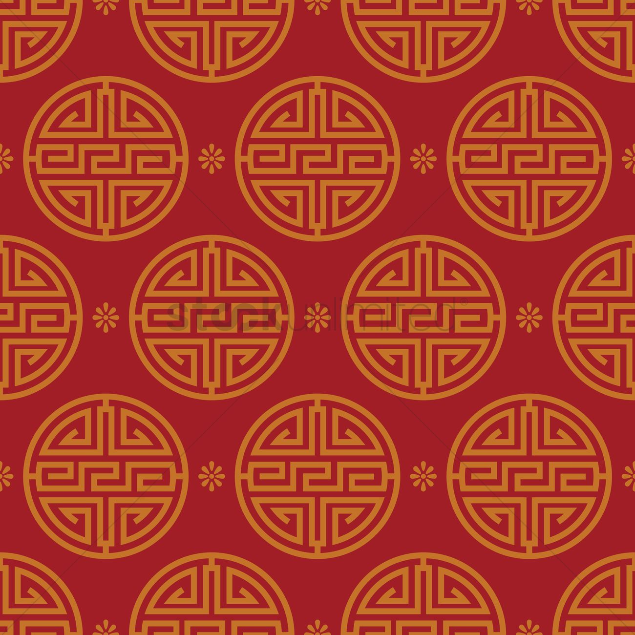 Chinese pattern background vector image 1577041 for Chinese vector