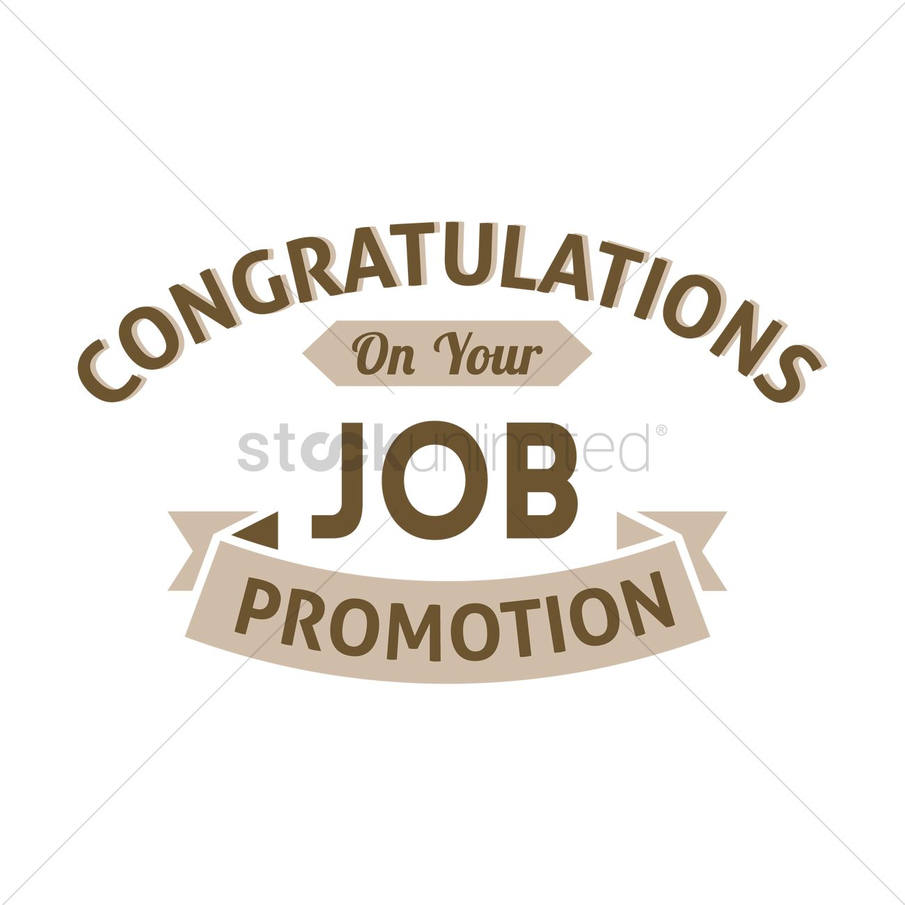 Congratulations for promotion in job - photo#1