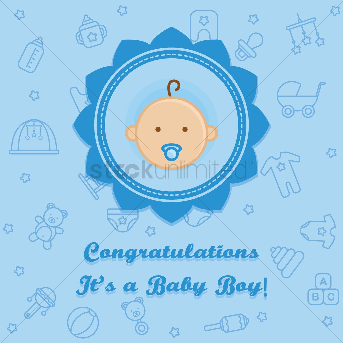 congrats for the baby