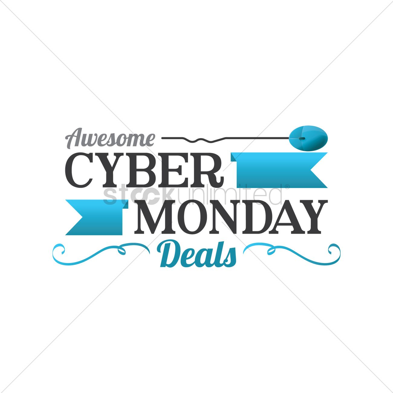 Cyber monday sale wallpaper vector image 1590746 for Wallpaper sale