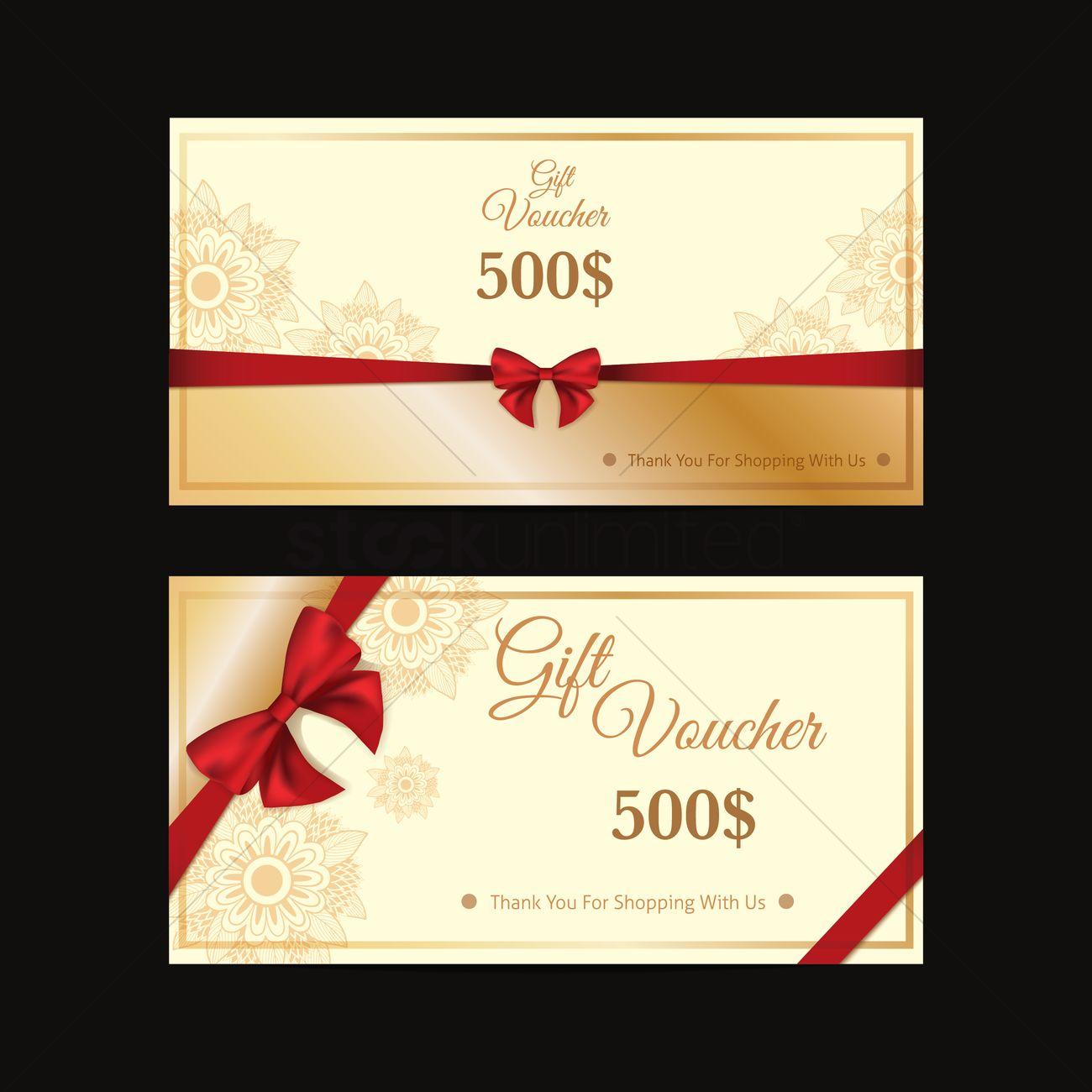 Voucher Coupon Coupons Vouchers Gift Certificate Design Designs – Voucher Designs